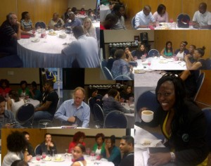 Attendees at the PRISA KZN workshop at the Riverside Hotel